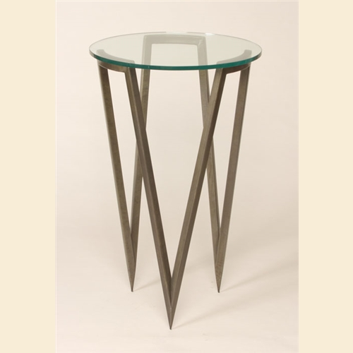 Circle Pedestal Table