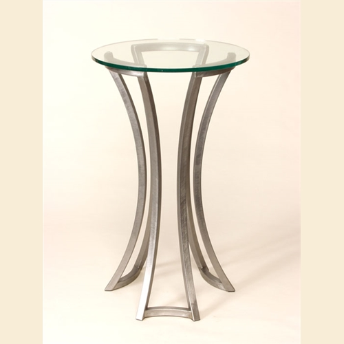 Curves Pedestal Table