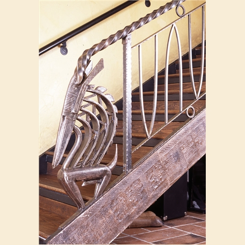 Sugar Bar Gazelle Railing