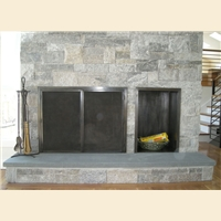 Hediger Fireplace