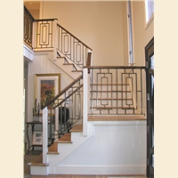 Porphy Stair Railing