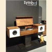 Symbol Audio Turntable and Console