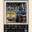 NYACK ARTWALK 2017